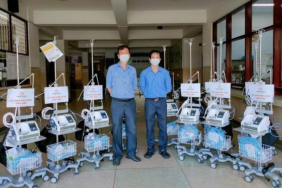 Hưng Thịnh hỗ trợ khẩn hàng chục tỷ đồng cho TPHCM phòng, chống dịch Covid-19 ảnh 2