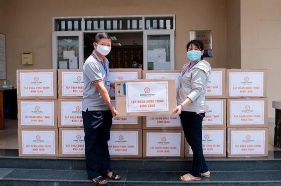 Hưng Thịnh hỗ trợ khẩn hàng chục tỷ đồng cho TPHCM phòng, chống dịch Covid-19 ảnh 3