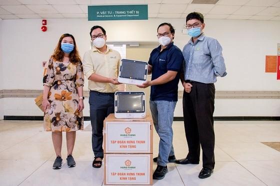 Hưng Thịnh hỗ trợ khẩn hàng chục tỷ đồng cho TPHCM phòng, chống dịch Covid-19 ảnh 4