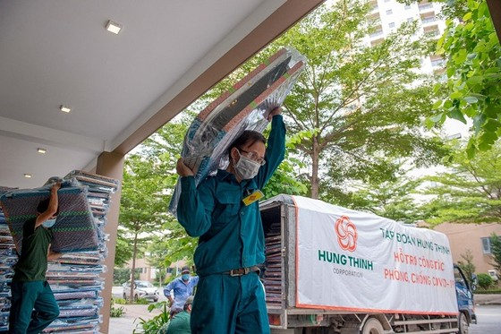 Hưng Thịnh hỗ trợ khẩn hàng chục tỷ đồng cho TPHCM phòng, chống dịch Covid-19 ảnh 5