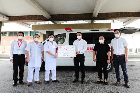 Hưng Thịnh hỗ trợ khẩn hàng chục tỷ đồng cho TPHCM phòng, chống dịch Covid-19 ảnh 6