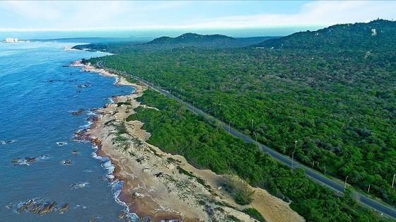 Giá trị hiếm có biệt thự đồi giáp biển gần sát TPHCM ảnh 2