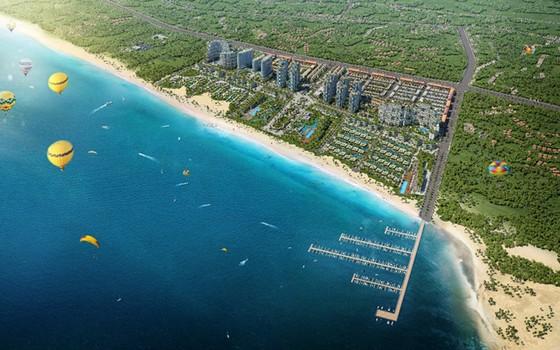 Thanh Long Bay – sống cân bằng trong không gian xanh bên bờ biển Top 10 châu Á ảnh 1