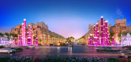 Thanh Long Bay định hướng trở thành mô hình kinh tế đêm lớn nhất Bình Thuận ảnh 1