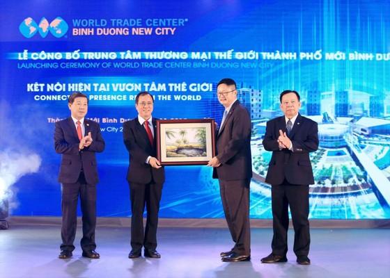 Becamex IDC và đối tác Hàn Quốc ký thỏa thuận điều hành Trung tâm Triển lãm thế giới TP mới Bình Dương ảnh 1