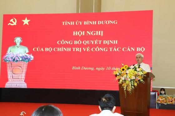Đồng chí Nguyễn Văn Lợi làm Bí thư Tỉnh ủy tỉnh Bình Dương            ảnh 1