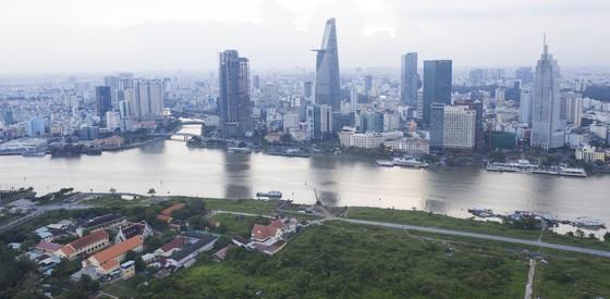 5 khu phố thuộc 3 phường nằm trong ranh quy hoạch Khu đô thị mới Thủ Thiêm ảnh 1
