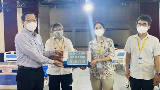 Phó Bí thư Thường trực Thành ủy TPHCM Phan Văn Mãi: Xây dựng cộng đồng an toàn và không Covid-19 ảnh 7