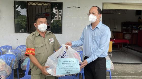 Phó Bí thư Thành ủy TPHCM Nguyễn Hồ Hải: Nhân rộng mô hình tự quản, chốt bảo vệ 'vùng xanh' ảnh 3