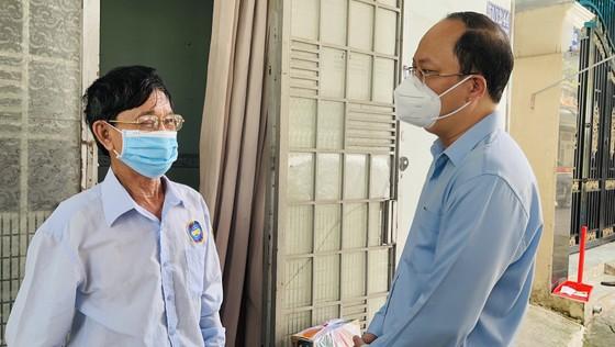 Phó Bí thư Thành ủy TPHCM Nguyễn Hồ Hải: Nhân rộng mô hình tự quản, chốt bảo vệ 'vùng xanh' ảnh 1