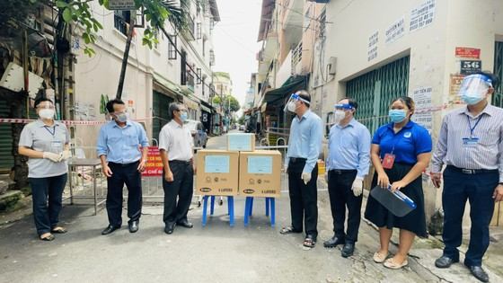Phó Bí thư Thành ủy TPHCM Nguyễn Hồ Hải: Nhân rộng mô hình tự quản, chốt bảo vệ 'vùng xanh' ảnh 4