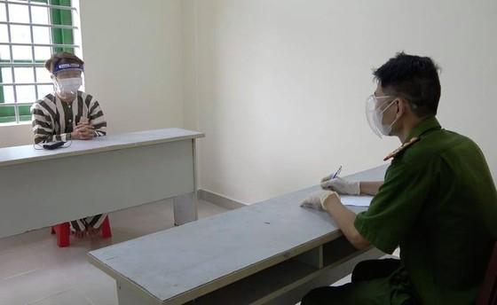 Khởi tố, bắt tạm giam đối tượng ép ngã xe khiến Đại úy Phan Tấn Tài hy sinh ảnh 1