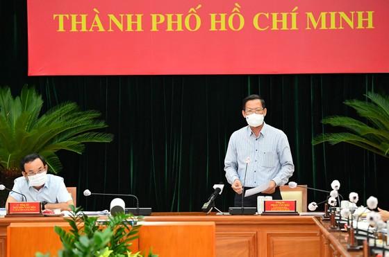 Bí thư Thành ủy TPHCM Nguyễn Văn Nên: Phải bám cơ sở, bám địa bàn, bám pháo đài để chống dịch ảnh 2