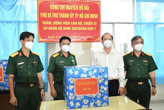Phó Bí thư Thành ủy TPHCM Nguyễn Hồ Hải: 'Pháo đài' mạnh hay không nằm ở khâu phối hợp ảnh 2