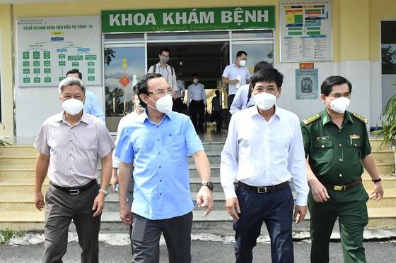 Huyện Cần Giờ xây dựng, củng cố lại hệ thống y tế cơ sở chuẩn bị cho 'bình thường mới' ảnh 1