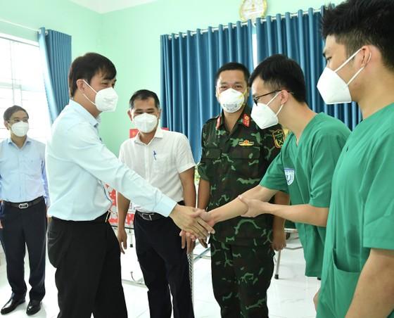 Huyện Bình Chánh cần có dự án nhà ở để giãn dân trong các khu nhà trọ ảnh 4