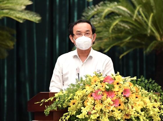 Bí thư Thành ủy TPHCM Nguyễn Văn Nên: Hội nghị nhìn thẳng vào sự thật, đề ra các giải pháp cấp bách ảnh 2