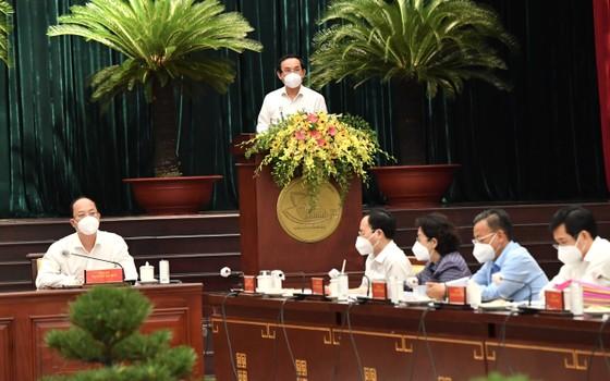 Bí thư Thành ủy TPHCM Nguyễn Văn Nên: Hội nghị nhìn thẳng vào sự thật, đề ra các giải pháp cấp bách ảnh 1