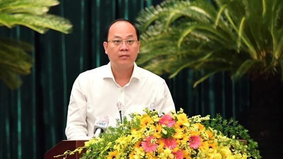 Phó Bí thư Thành ủy TPHCM Nguyễn Hồ Hải: Bảo vệ cán bộ dám nghĩ, dám làm vì lợi ích chung ảnh 1