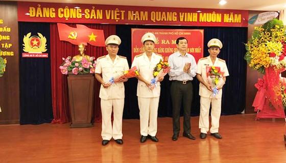 Ra mắt Đồn công an Cảng Hàng không quốc tế Tân Sơn Nhất ảnh 3