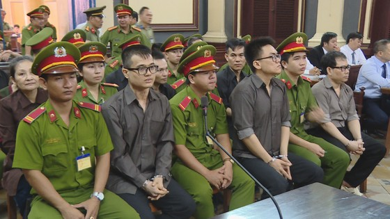 Xét xử 12 bị cáo hoạt động lật đổ chính quyền nhân dân ảnh 1