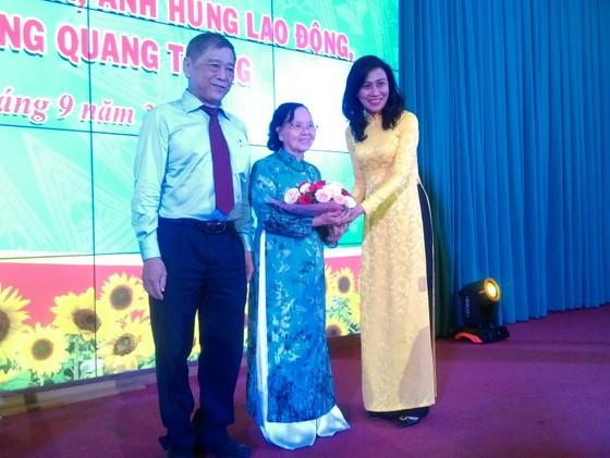 Một con đường được đặt tên Thầy thuốc Nhân dân Dương Quang Trung ảnh 1