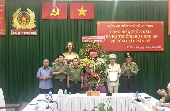 Đại tá Nguyễn Sỹ Quang được bổ nhiệm làm Phó Giám đốc Công an TPHCM ảnh 1