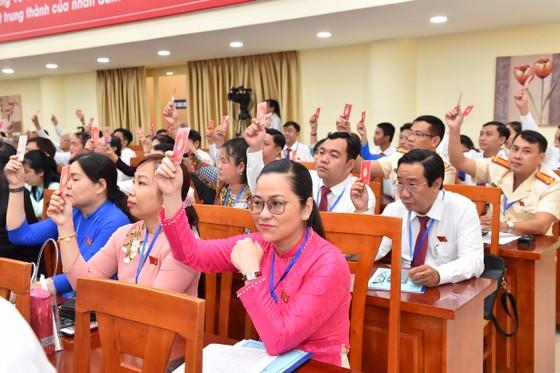 Đồng chí Đặng Quốc Toàn tái đắc cử Bí thư Quận ủy quận 10 ảnh 1