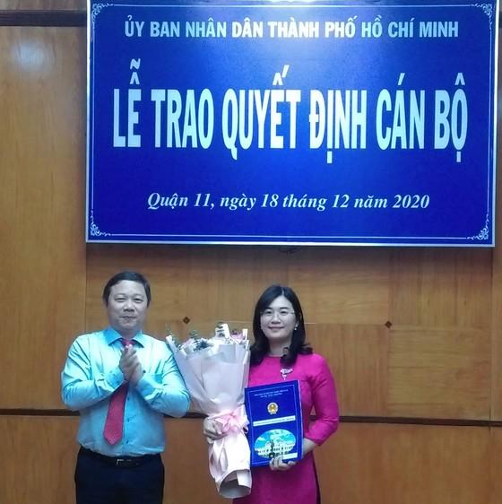 Đồng chí Trần Thị Bích Trâm giữ chức vụ Phó Chủ tịch UBND quận 11 ảnh 1