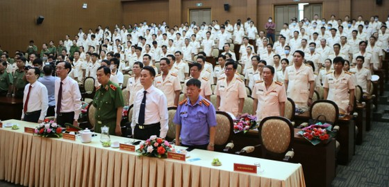 Đại tá Nguyễn Hoàng Thắng giữ chức vụ Trưởng Công an TP Thủ Đức ảnh 1