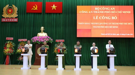 Đại tá Nguyễn Hoàng Thắng giữ chức vụ Trưởng Công an TP Thủ Đức ảnh 4