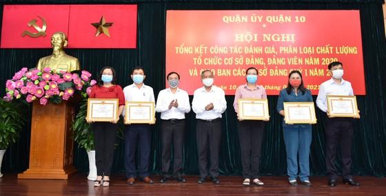 Nâng cao năng lực lãnh đạo của tổ chức cơ sở Đảng và chất lượng đảng viên ảnh 2