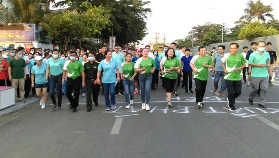 Quận 10 tổ chức Ngày chạy Olympic vì sức khỏe toàn dân năm 2021