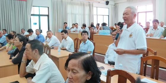 TPHCM đang tập trung giải quyết khiếu nại ở Khu đô thị mới Thủ Thiêm ảnh 2