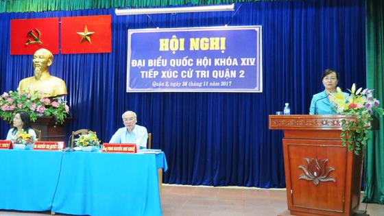 TPHCM đang tập trung giải quyết khiếu nại ở Khu đô thị mới Thủ Thiêm ảnh 1