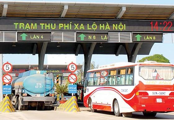 TPHCM tạm ngưng thu phí qua xa lộ Hà Nội từ đầu năm 2018 ảnh 1