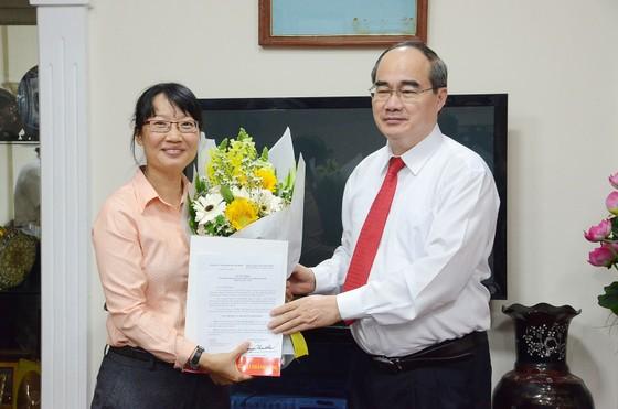 Điều động Bí thư Quận ủy Gò Vấp về Liên đoàn Lao động TPHCM ảnh 1