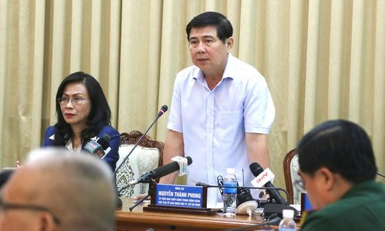 Chủ tịch UBND TPHCM Nguyễn Thành Phong: Đề nghị phân công lại lãnh đạo không hoàn thành nhiệm vụ ảnh 2