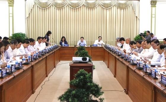 Chủ tịch UBND TPHCM Nguyễn Thành Phong: Đề nghị phân công lại lãnh đạo không hoàn thành nhiệm vụ ảnh 1