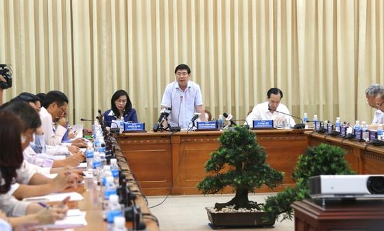 Chủ tịch UBND TPHCM Nguyễn Thành Phong: Đề nghị phân công lại lãnh đạo không hoàn thành nhiệm vụ ảnh 3