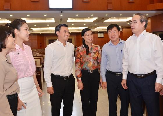 Bí thư Thành ủy TPHCM Nguyễn Thiện Nhân: Thực hiện kết luận về Thủ Thiêm chặt chẽ, an dân ảnh 1