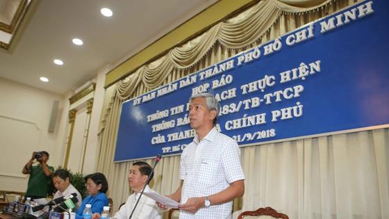 Lãnh đạo UBND TPHCM nhận thiếu sót về dự án Thủ Thiêm ảnh 2
