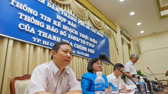 Lãnh đạo UBND TPHCM nhận thiếu sót về dự án Thủ Thiêm ảnh 1