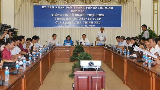 Lãnh đạo UBND TPHCM nhận thiếu sót về dự án Thủ Thiêm ảnh 8
