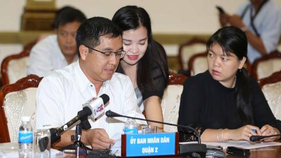 Lãnh đạo UBND TPHCM nhận thiếu sót về dự án Thủ Thiêm ảnh 4