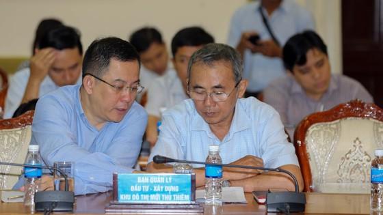 Lãnh đạo UBND TPHCM nhận thiếu sót về dự án Thủ Thiêm ảnh 3