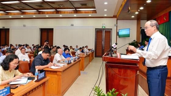 Bí thư Thành ủy TPHCM Nguyễn Thiện Nhân nói về tân Trưởng ban Quản lý đường sắt đô thị TPHCM ảnh 1