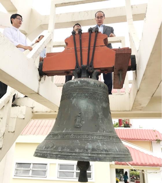 Bí thư Thành ủy TPHCM Nguyễn Thiện Nhân: Giữ nguyên những công trình văn hóa, lịch sử ảnh 3