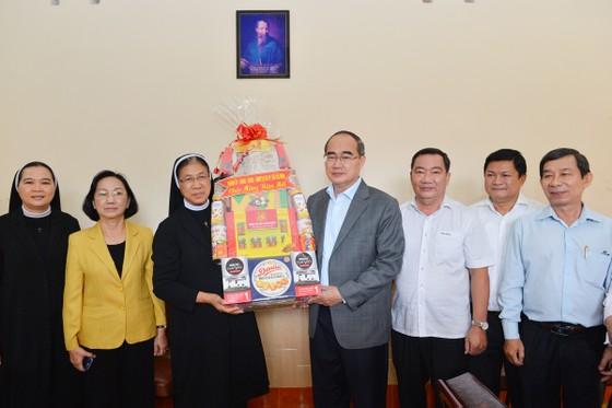 Bí thư Thành ủy TPHCM Nguyễn Thiện Nhân: Giữ nguyên những công trình văn hóa, lịch sử ảnh 4