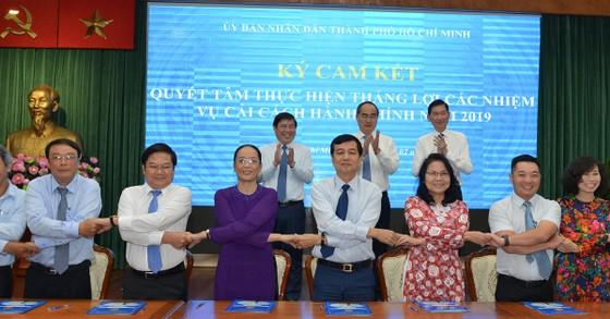 Bí thư Thành ủy TPHCM Nguyễn Thiện Nhân: Triệt để, đồng bộ và tăng tốc cải cách hành chính ảnh 8